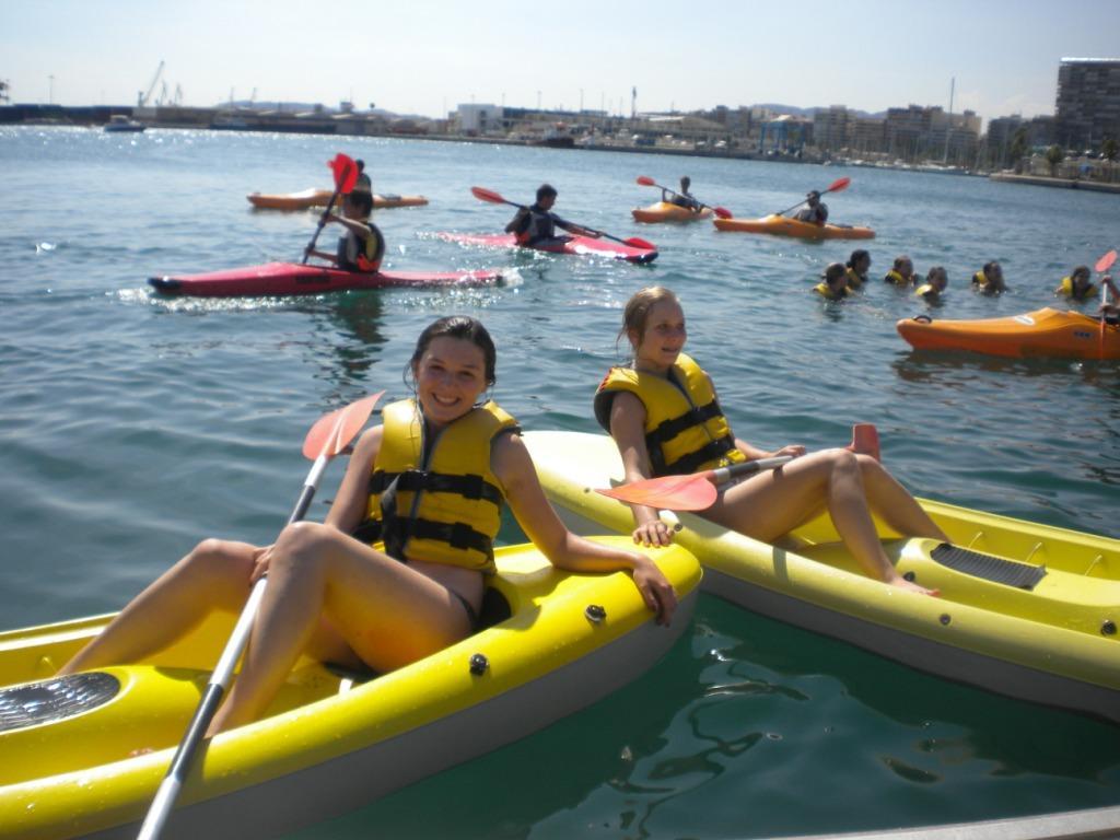 Campamento de verano para jóvenes en Proyecto Español