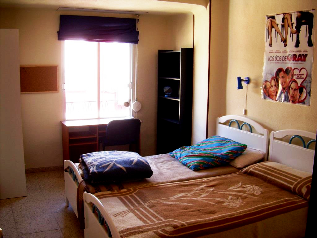 Accommodation in PROYECTO ESPAÑOL