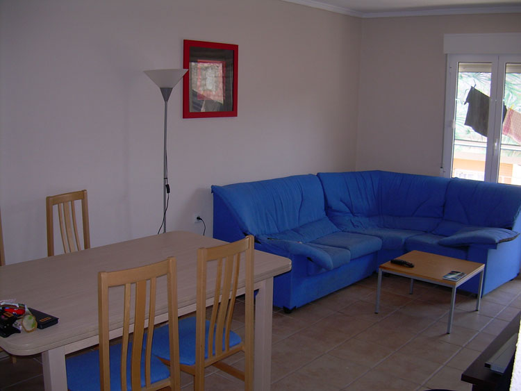 Accommodation in Proyecto Español