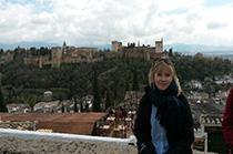 Louise Monk - Dinamarca. Granada