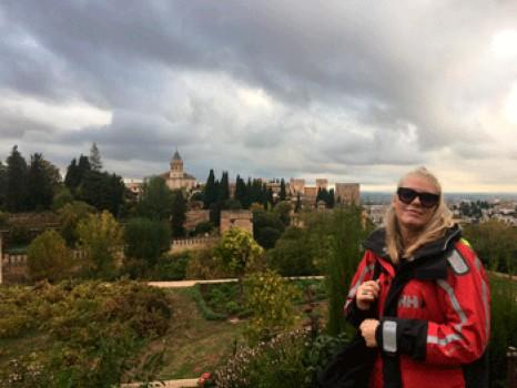 Christina Berg Fabini - Roeyse - Noruega. Granada