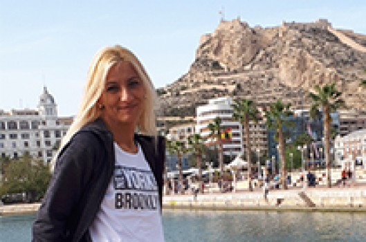 Dimitrina Stoyanova - Sofia - Bulgaria. Alicante