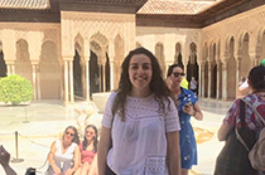 Federica Russo - Italia. Granada