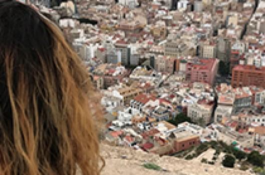 Jaqueline Erazo - Estados Unidos. Alicante