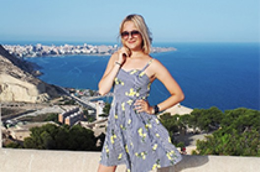 Olga Kaplina - Rusia. Alicante