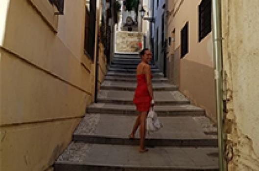 Yvonne Jilek - Austria. Granada