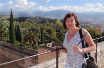 Adalina Wittich - Alemania. Granada