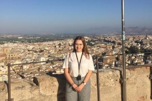 Carla Rathjen - Alemania. Granada