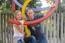 David Bode y Nadia Pankratova - Alemania. Alicante