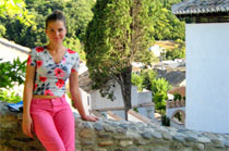 Ekaterina Kor - Rusia. Granada