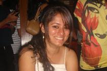 Nisha Srichand Mangani - India. Barcelona