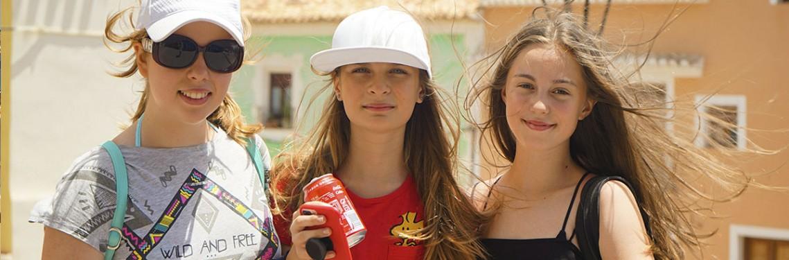 SC girls