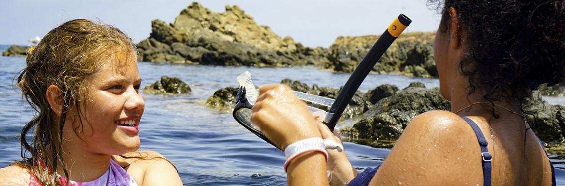 SC tabarca snorkeling