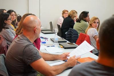 Curso de profesores con Erasmus en Proyecto Español