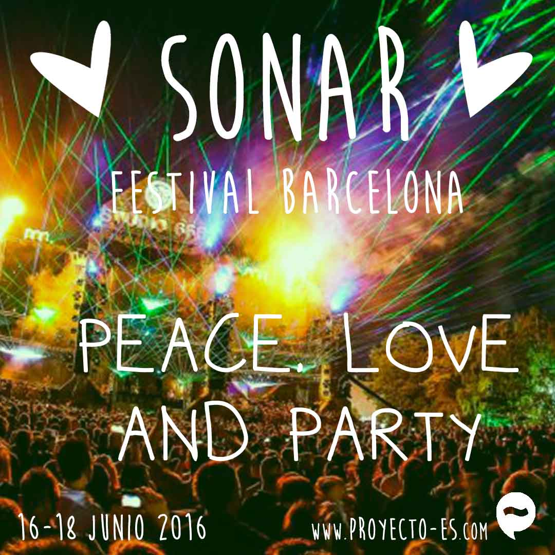 2016-06-13 Sonar festival barcelona