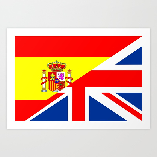 half-united-kingdom-great-britain-half-spain-flag-british-spanish-language-dictionary-prints