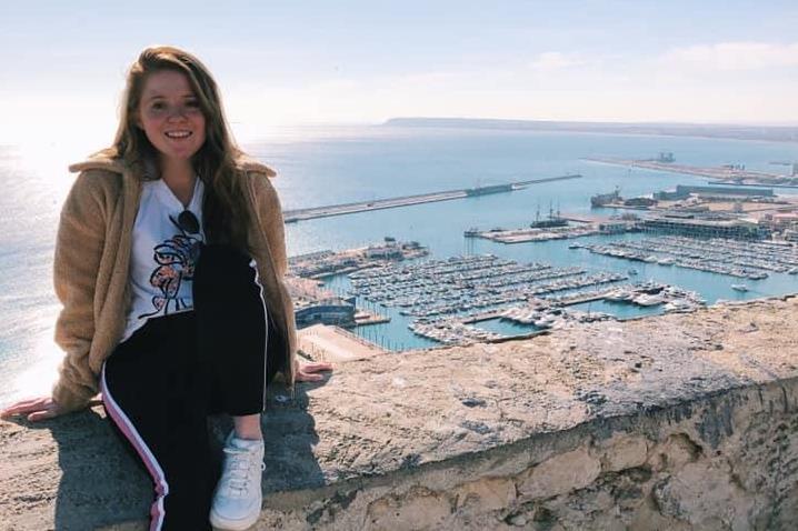 Megan in Alicante