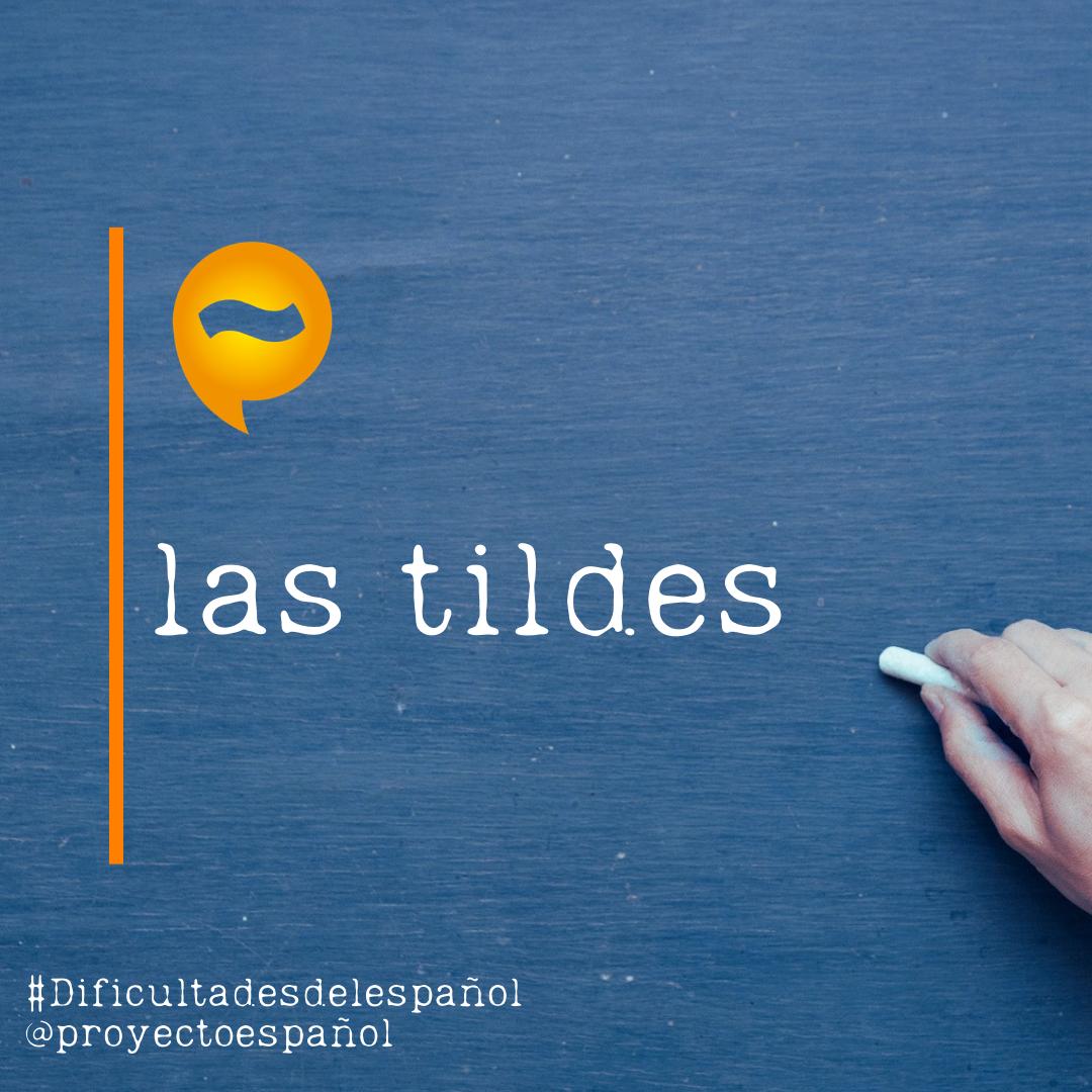 dificultades del español